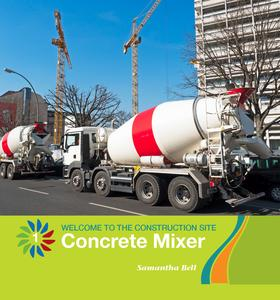 Concrete Mixer eBook by