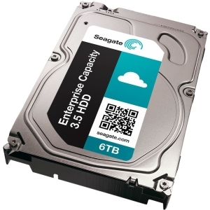 Seagate 6TB ENT CAP 3.5 HDD SAS 7200 RPM 128MB 3.5IN NO ENCRYPTION