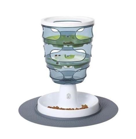 Catit Design Senses Food Maze Interactive Cat Feeder and Toy