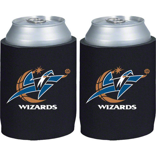 NBA - Washington Wizards Can Koozie 2-Pack