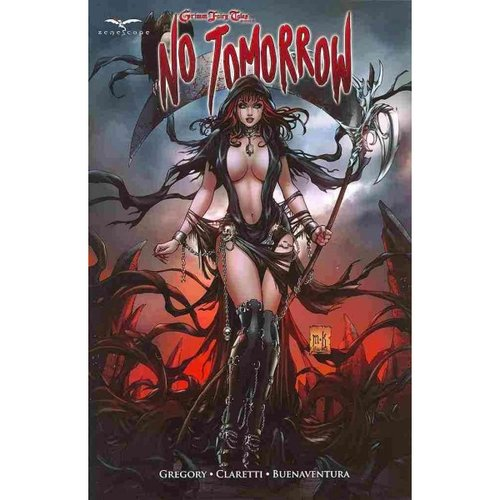 Grimm Fairy Tales Presents: No Tomorrow