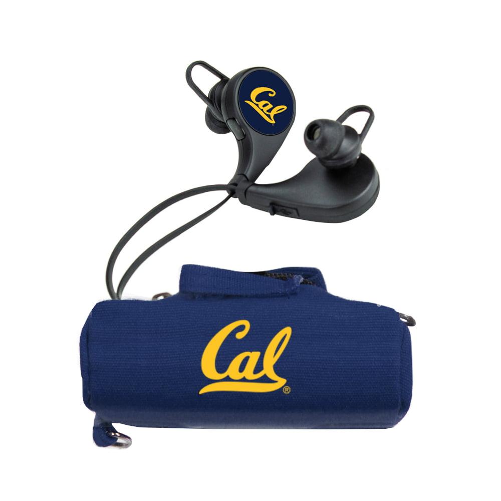 Cal Berkeley Golden Bears HX-300 Bluetooth Earbuds