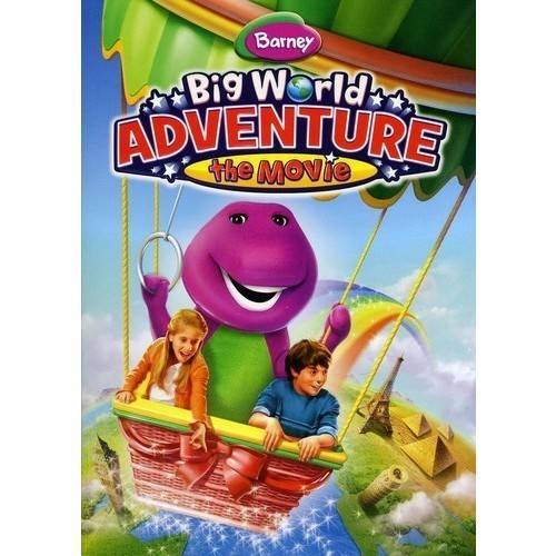 Barney: A Big World Of Adventure (Widescreen)