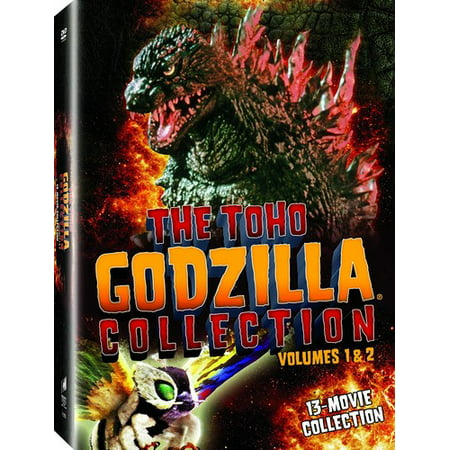 Godzilla Collection [dvd] [back To Back] [multifeature/7 Discs] (Sony Pictures) (Hurricane Chuck Jaws)