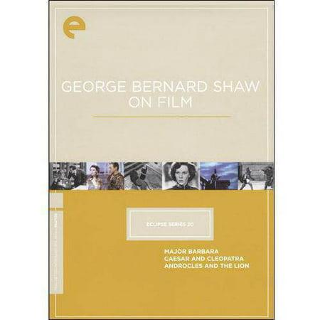 Eclipse Series 20  George Bernard Shaw On Film  Full Frame