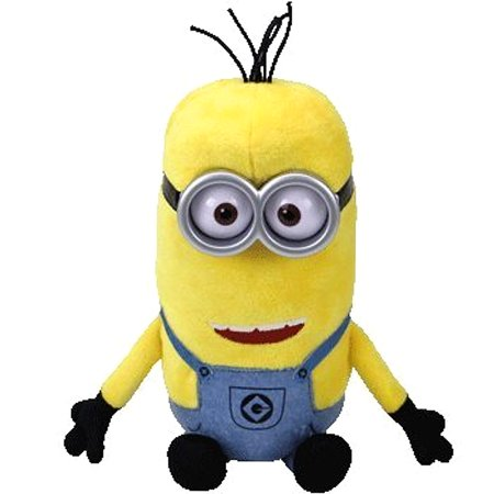 Ty Despicable Me3 Tim the Minion Plush, 7 X 3.5 inches (Minion Plush Toy)