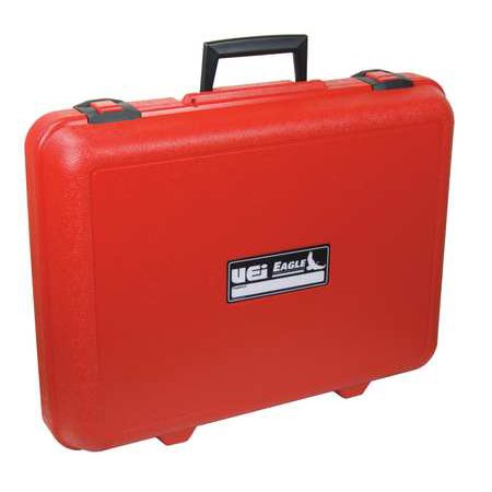 UEI TEST INSTRUMENTS AC509 Carrying Case,14 In H,3-1/2 In D,Red (Uei Test Equipment)