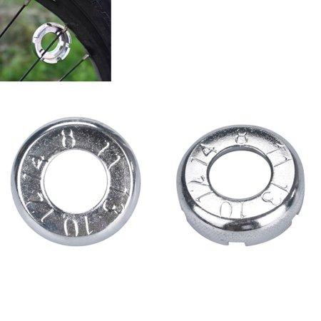 Bike Bicycle Repair Tool 6 Way Spoke Nipple Wheel Rim Wrench Spanner