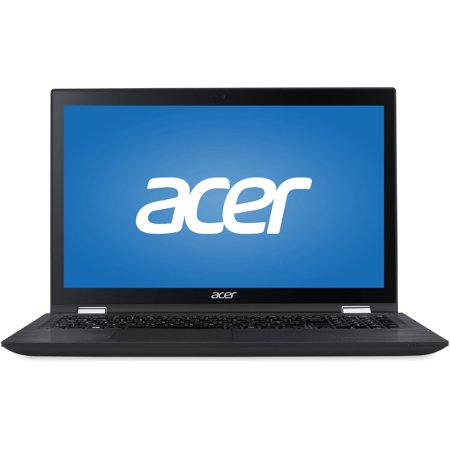 Acer Spin 3 Sp315 51 36J1 15 6  Laptop  Touchscreen  2 In 1  Windows 10  Intel Core I3 6100U  4Gb Ram  500Gb Hard Drive