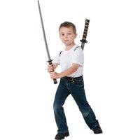 Adventure Force Ninja Backpack Child Costume Role Play Set, Black