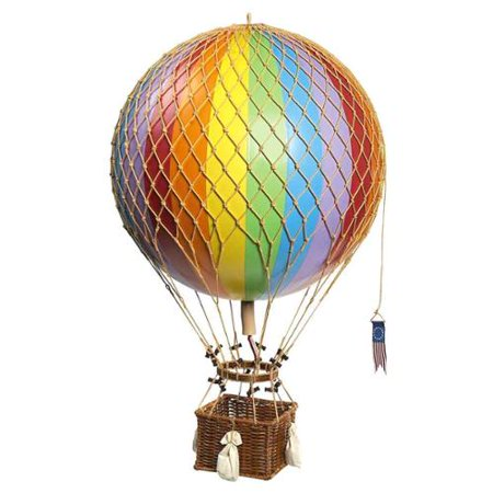 Royal Aero Balloon in Rainbow