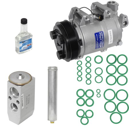 New A/C Compressor and Component Kit 1050057 - 926008J03B For -