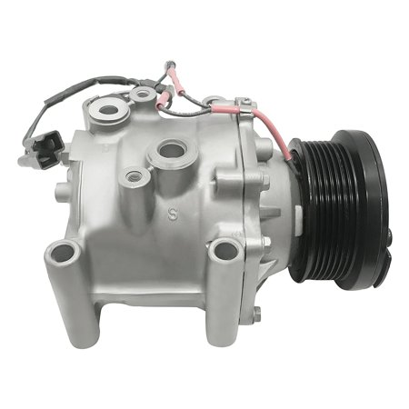 RYC Remanufactured AC Compressor and A/C Clutch EG556 Fits Dodge B-Series Ram 1500 2500 3500 Van 95-97 3.9L 5.2L