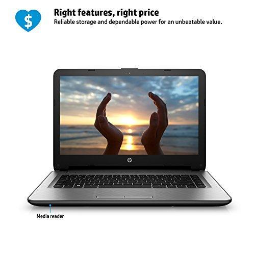 "Hp 14-af100 14-af110nr 14"" Notebook - Amd E-series E1-6015 Dual-core [2 Core] 1.40 Ghz - 2 Gb Ram - Wireless Lan (m2c39ua-aba)"