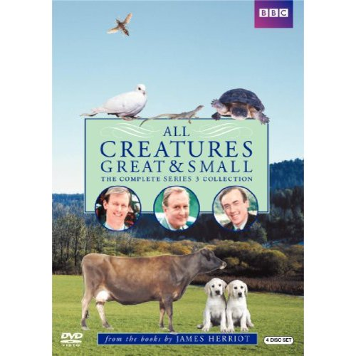 All Creatures Great & Small: The Complete Series 3 Collection (Full Frame)