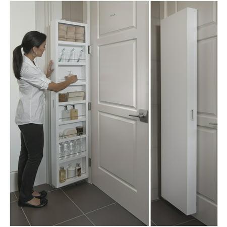 Cabidor Classic Behind The Door Concealed Storage Cabinet