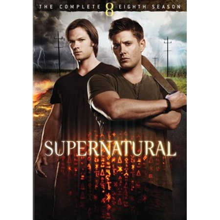 Supernatural: The Complete Eighth Season (DVD) (Supernatural Season 2)
