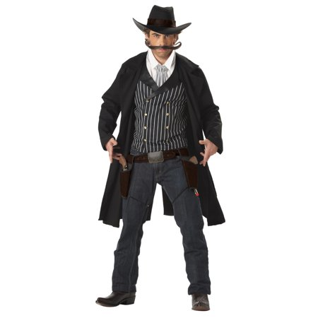 Dress Like A Cowboy For Halloween (Western Cowboy Clint Eastwood Gunfighter Gun Slinger Halloween Costume)
