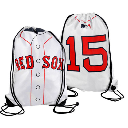 MLB - Dustrin Pedroia Boston Red Sox Drawstring Backpack