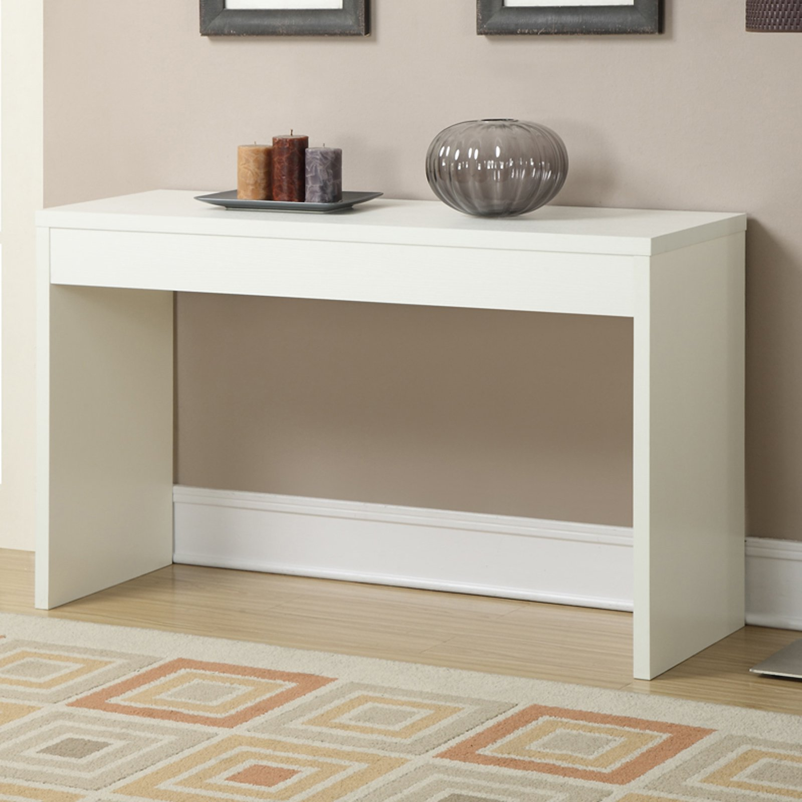 Convenience Concepts Northfield Hall Console Table, Multiple Colors