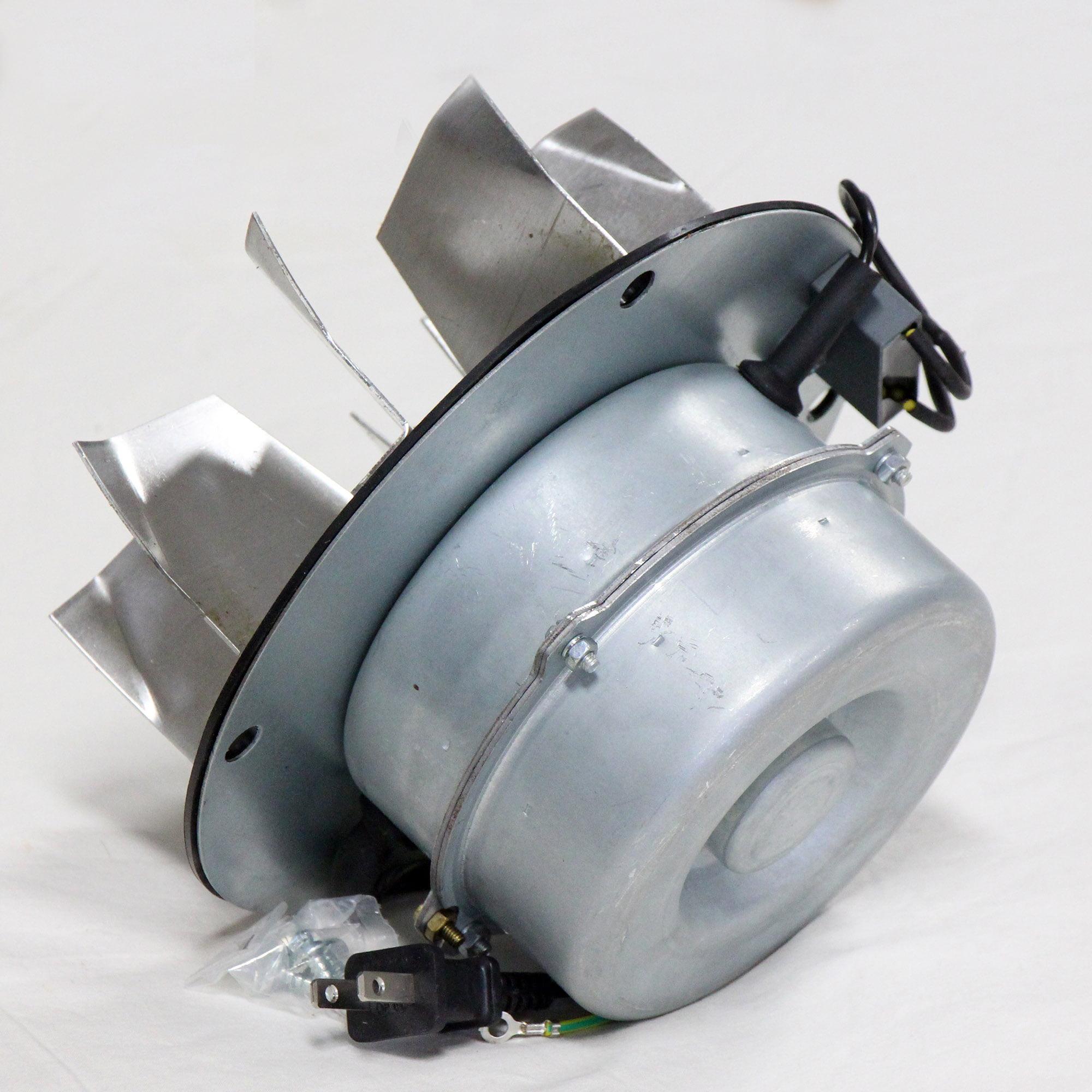 Reversomatic Bathroom Ventilation Exhaust Fan Motor,Blade ...