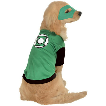 Green Lantern Pet Costume