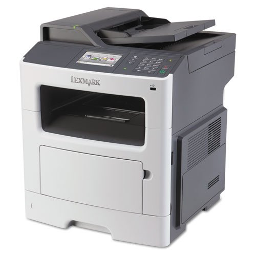 Lexmark - MX410de Multifunction Laser Printer, Copy/Fax/Print/Scan 35S5701 (DMi EA