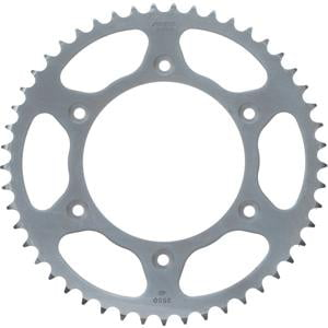 Sunstar Steel Rear Sprocket 44 Tooth Fits 04-12 Honda CRF250R