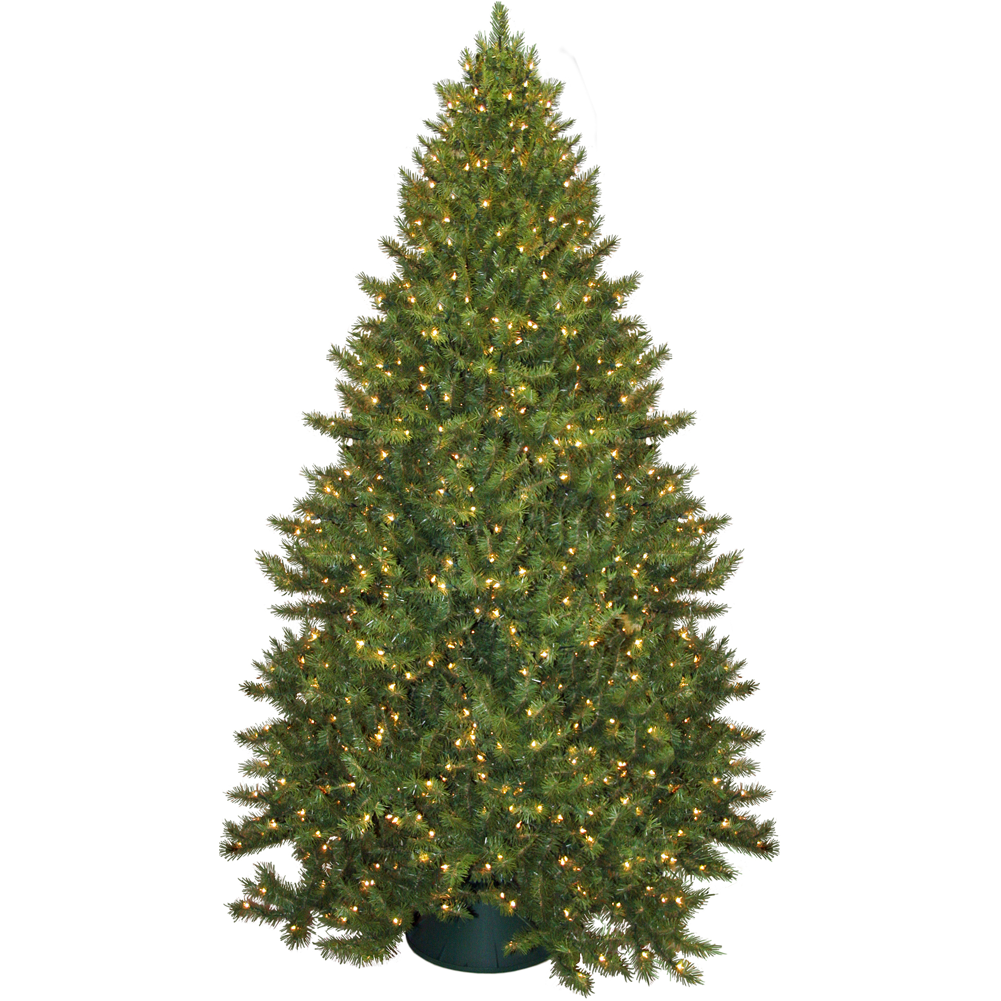 Pre-Lit 8.5' Vermont Fir Artificial Christmas Tree, 900 Clear Lights