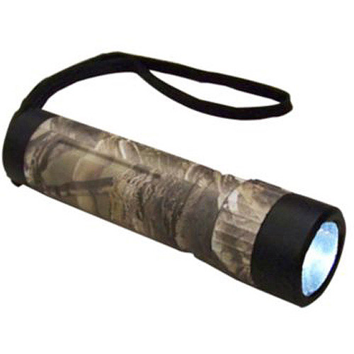 Coleman Multi-Color LED Flashlight, RealTree AP Camo