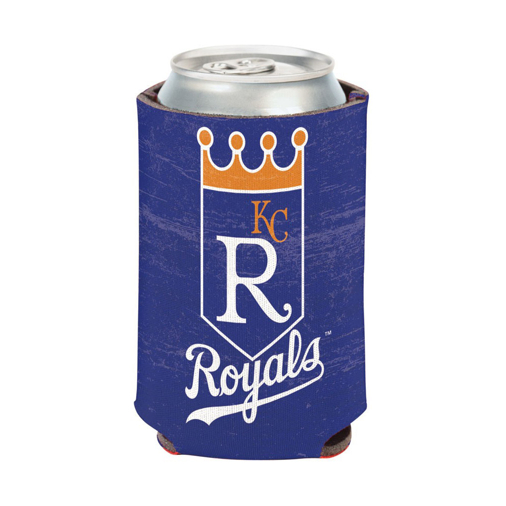 Kansas City Royals WinCraft Cooperstown Collection Can Cooler - No Size