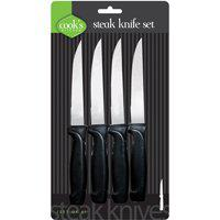 KNIFE STEAK 4PK