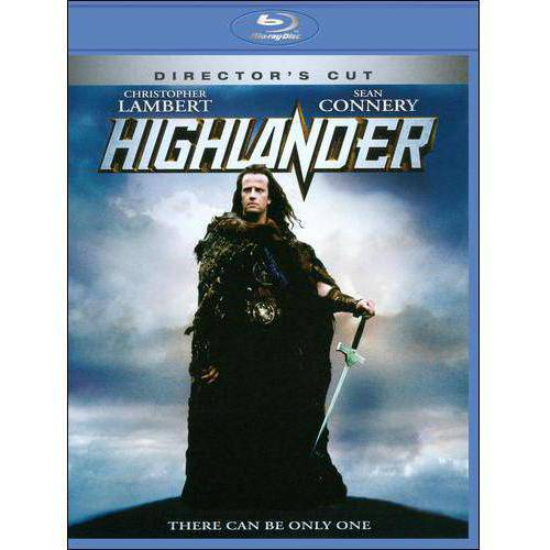 Highlander (Director's Cut) (Blu-ray) (Widescreen)