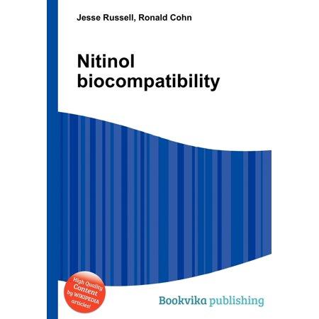 (Nitinol Biocompatibility)