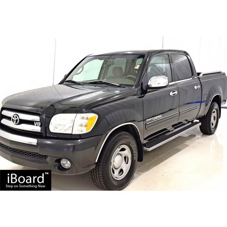 IBoard Running Boards For 2004 2006 Toyota Tundra Double