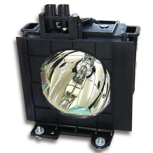 Compatible Panasonic Projector Lamp Replaces Model PT-DW5000L with Housing