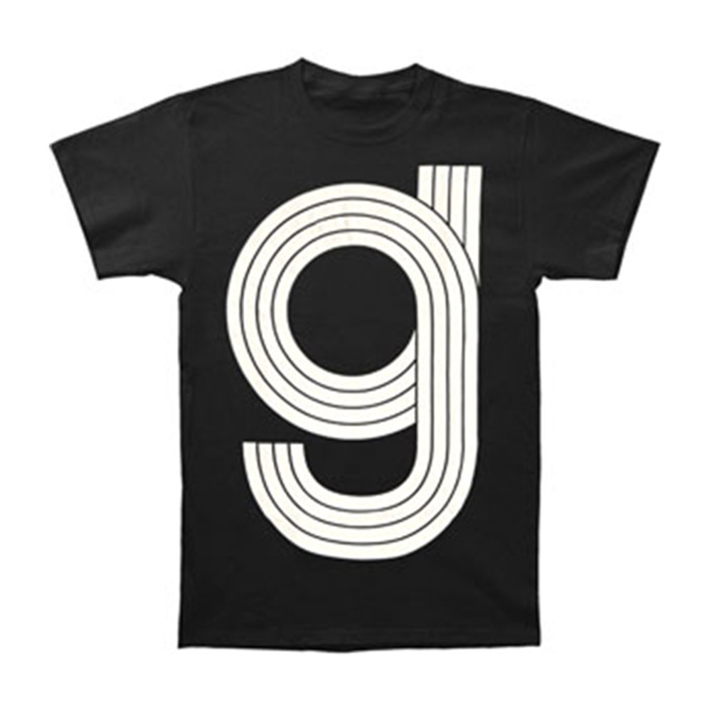 Glassjaw Men's  4 Stroke T-shirt Black