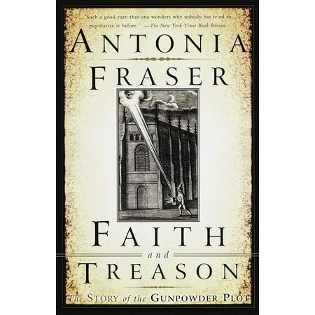 Faith and Treason : The Story of the Gunpowder - Halloween Story Plot