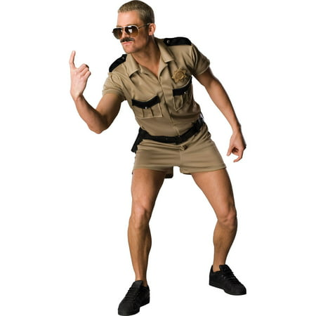 Reno 911 LT Dangle Adult Halloween Costume - One