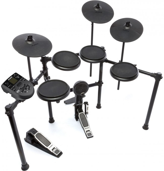 Alesis NITROKIT Electronic Drum Set - 8 Drum and Cymbal Triggers