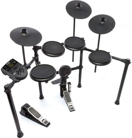 alesis nitrokit electronic drum set 8 drum and cymbal triggers. Black Bedroom Furniture Sets. Home Design Ideas