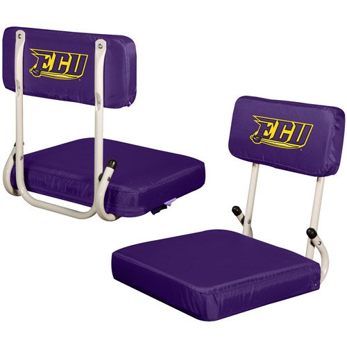 Logo Chair NCAA East Carolina Hard Back Stadium Seat