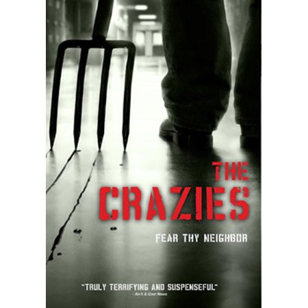 The Crazies (DVD) - Halloween Chris Christie