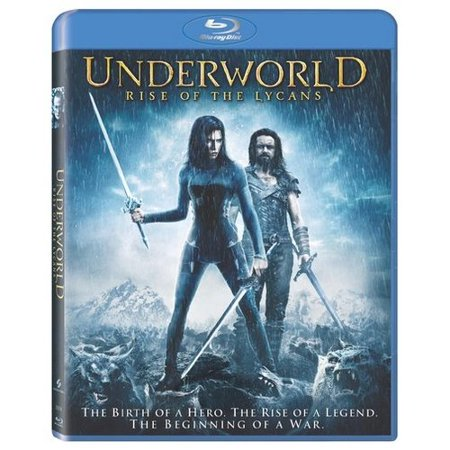 Underworld 3  Rise Of The Lycans  Blu Ray   Widescreen
