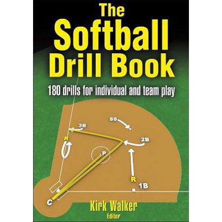 The Softball Drill Book - Softball Drills