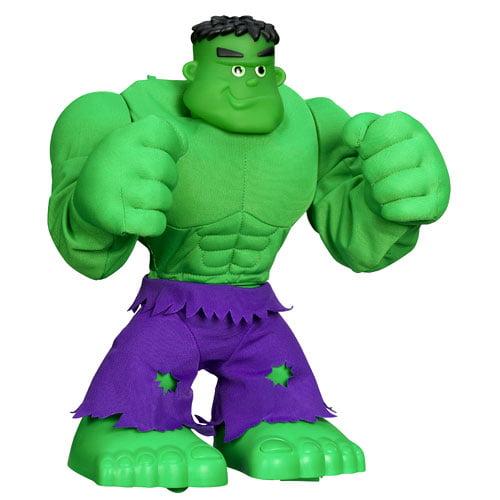 Hulkey Pokey Hulk Dancing Plush Figure