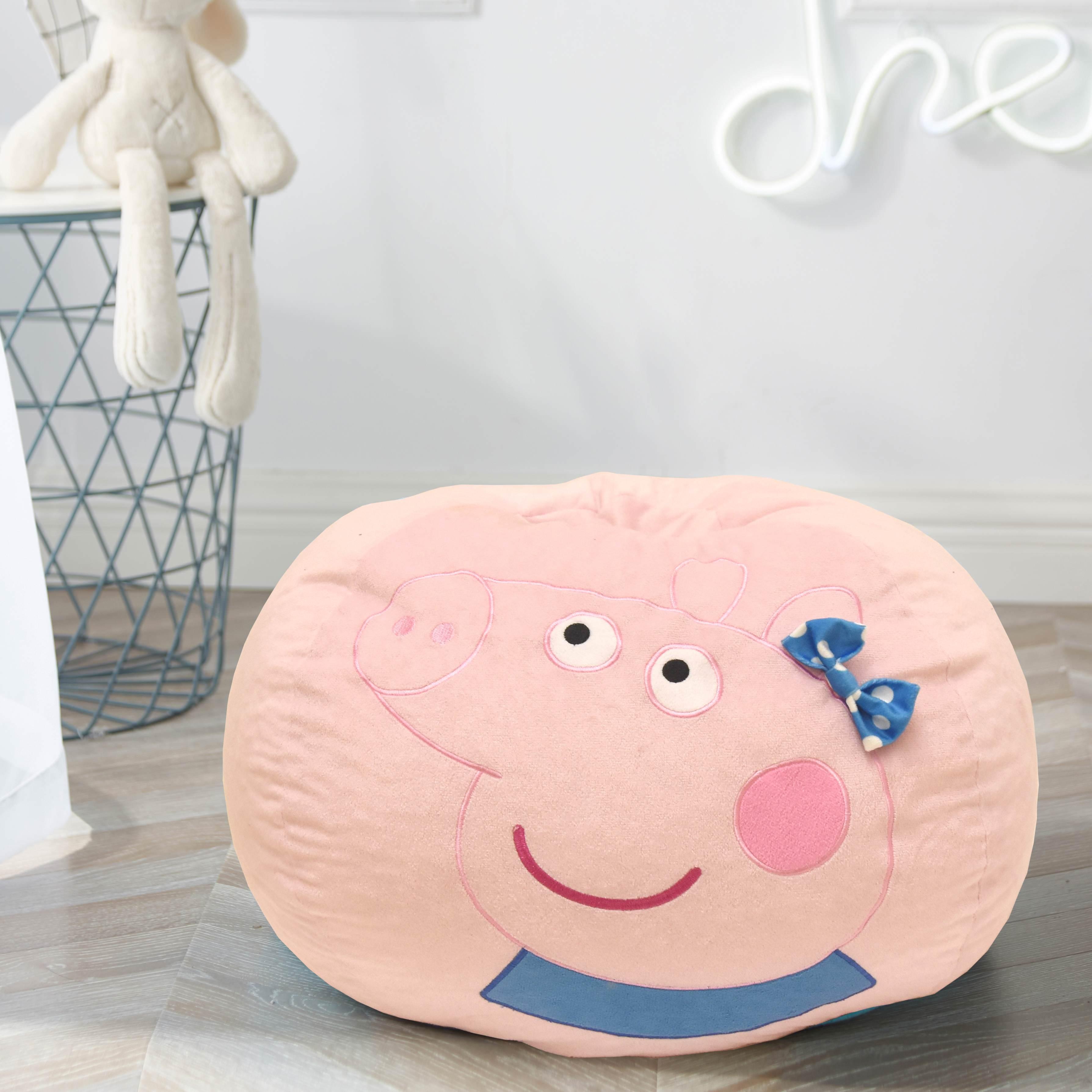 Disney Peppa Figural Bean Bag