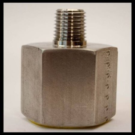 Parker 3/4X1/4FG-SS Tube Fitting Adapter Reducing Stainless Steel ()