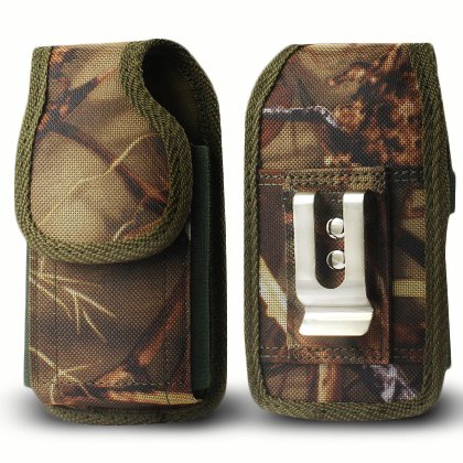 quality design 0eb97 223a1 Rugged Nylon Pouch with Belt Clip loop For LG V35 ThinQ/V30 Plus ...