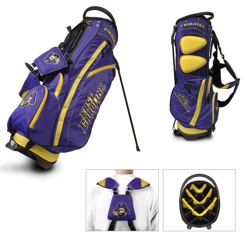 Team Golf NCAA East Carolina Pirates Fairway Golf Stand Bag